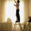 Що краще, хімчистка штор на дому або у висячому положенні на фабриці?