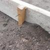 Виготовлення бетонної доріжки в саду своїми руками