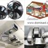 Етапи проектування вентиляційних систем для будинку.
