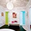 Як клеїти стельові шпалери і шпалери для стелі під фарбування?
