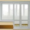 Як поставити (вставити) укоси і підвіконня для пластикових вікон.