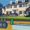 Як правильно зробити каналізацію своїми руками в приватному будинку?