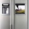 Як знадобиться холодильник з вбудованим телевізором та інтернетом?