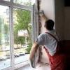 Як зняти пластикове вікно (склопакет) і його стулку - інструкція.