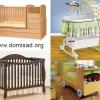 Як вибрати ліжечко для новонародженого в дитячу кімнату?
