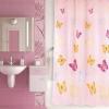 Які вибрати штори для ванної, фіранки і душові штори?
