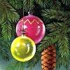 Якими новорічними ялинковими іграшками прикрасити ялинку?