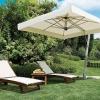 Який садовий парасольку від сонця краще купити для дачі?