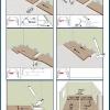 Кладемо ламінат своїми руками за простою технологією, укладання дощок.