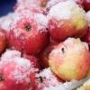 Чи можна заморожувати яблука на зиму в морозильній камері і як?