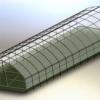 Надійно і практично - теплиця тунельного типу: як виготовити своїми руками на присадибній ділянці ім`я креслення