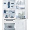 Огляд однокомпресорного двокамерного холодильника indesit b 18.l fnf.