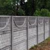 Чому варто ставити паркани з бетону (з бетонних панелей)?