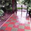 Полімерпіщана тротуарна плитка - найкращий варіант для дачі