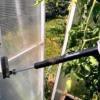 Різновиди термопріводов для теплиць: принцип роботи (вентиляція і провітрювання), створення своїми руками, збірка