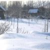 Сніг - захисник від морозу, способи снігонакопичення