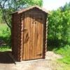Будівництво дерев`яного туалету на дачі своїми руками