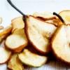 Сушені груші - просто і корисно
