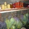 Свіжі овочі до весни: як зберігати капусту в погребі на зиму, в гаражі, кесоні та підвалі?