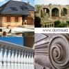 Терміни на архітектурну тематику від б до м
