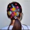 Трафарети на волоссі: 20 ідей фарбування волосся в новий тренд