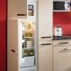 Установка вбудованого (вбудованого) холодильника в шафу своїми руками.