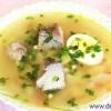 Смачний і швидкий суп із червоної риби - рецепт з покроковими фото.