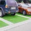 Навіщо потрібна газонна решітка